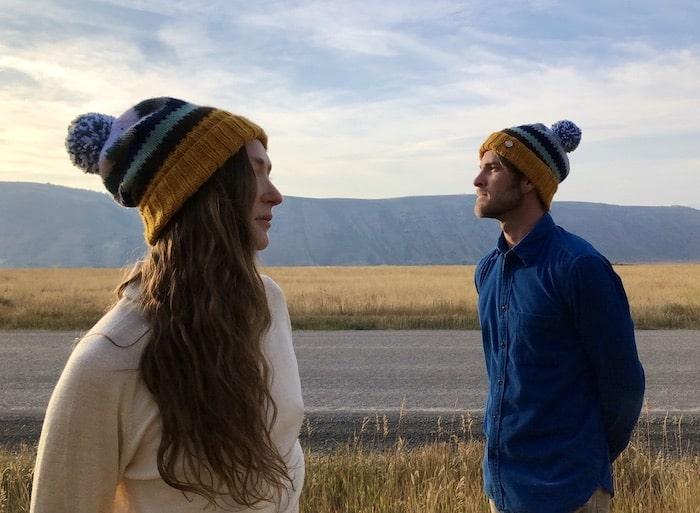 Bears Den Essentials, Knitted Hat, Grand Tetons