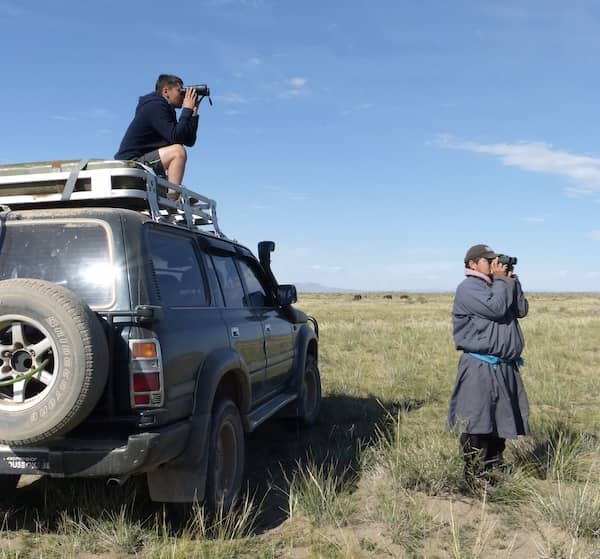 Projects - Advancing Conservation in Mongolia