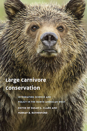 NRCC Books - Large Carnivore Conservation, Clark, Rutherford