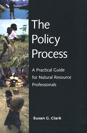 NRCC Books - The Policy Process, Susan G. Clark