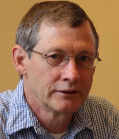 People_Michael Gibeau, Research Associate